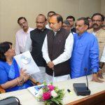 भाजपा ने चुनाव आयोग से की भाजपा विधायक से मारपीट ..