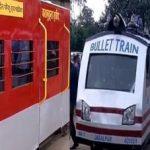 मप्र: BJP से पहले कांग्रेस लाई बुलेट ट्रेन, जबलपुर से ..