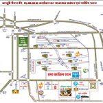 भाजपा कार्यकर्ता महाकुंभ : ये है ट्रैफिक प्लान, भेल क्षेत्र ..
