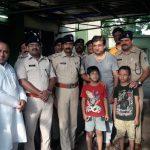 भोपाल:घर से गायब हुए बच्चों को  पुलिस ने तत्परतापूर्वक ..