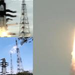 अंतरिक्ष में भारत की बड़ी उड़ान, चांद के लिए उड़ा ..