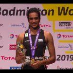 सिंधु ने रचा इतिहास, विश्व बैडमिंटन चैंपियनशिप का जीता खिताब