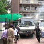 अहमदाबाद के कोविड अस्पताल में लगी आग, 8 मरीजों की ..