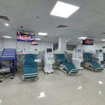 दिल्ली में खुला देश का सबसे हाइटेक किडनी डायलिसिस अस्पताल, ..